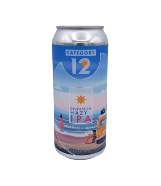 Category 12 Brewing Category 12 Brewing Diversion Hazy IPA 473ml