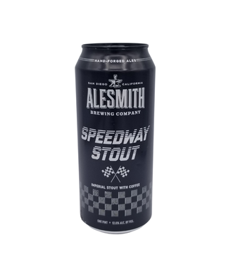 AleSmith Brewing AleSmith Brewing Co. Speedway Imperial Stout 473ml