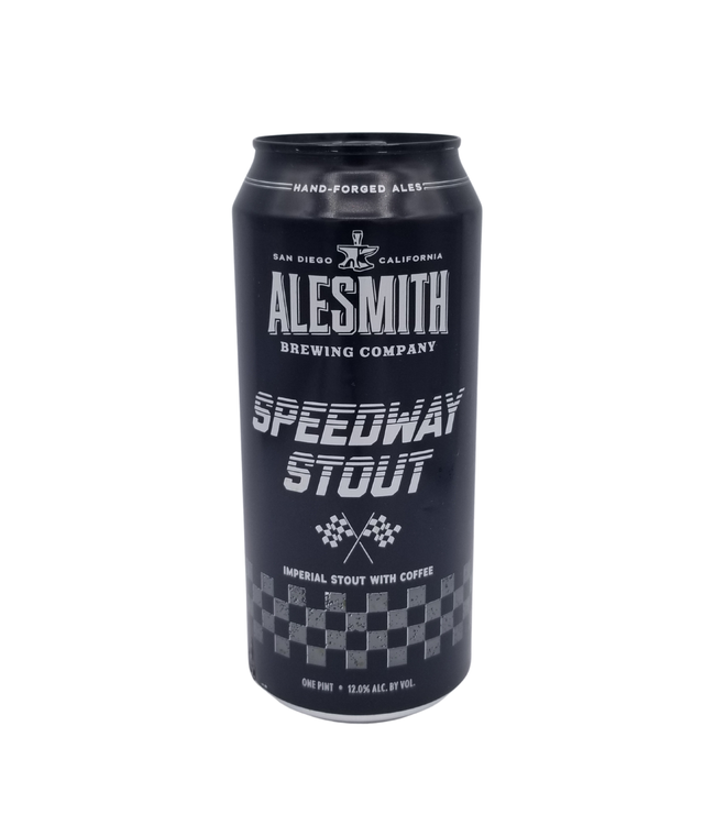 AleSmith Brewing Co. Speedway Imperial Stout 473ml