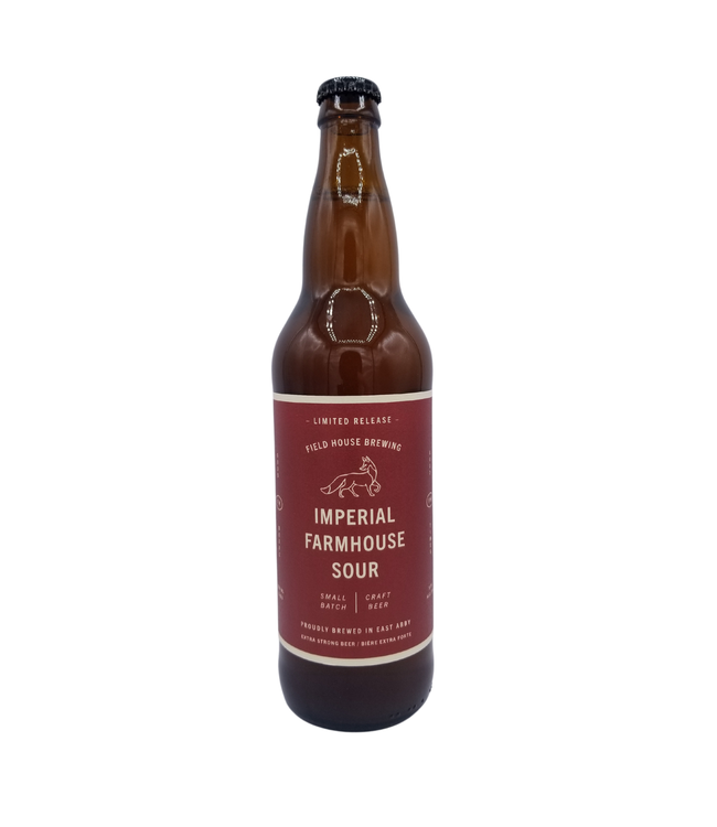 Field House Brewing Co. Imperial Farmhouse Sour 650ml
