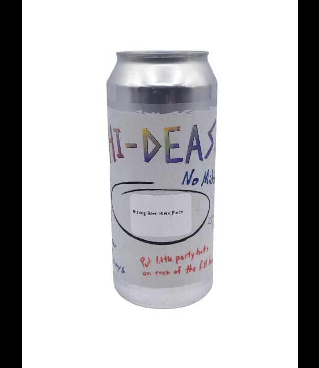 Burley Oak Brewing Co. Hi-Deas Double IPA 473ml