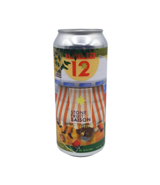 Category 12 Brewing Category 12 Brewing Stone Fruit Saison 473ml
