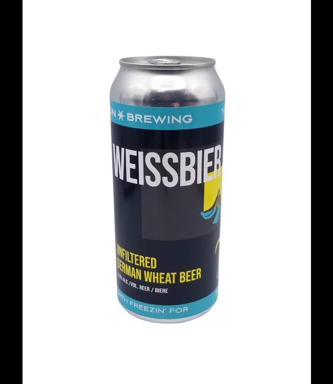 Yukon Brewing Weissbier 473ml