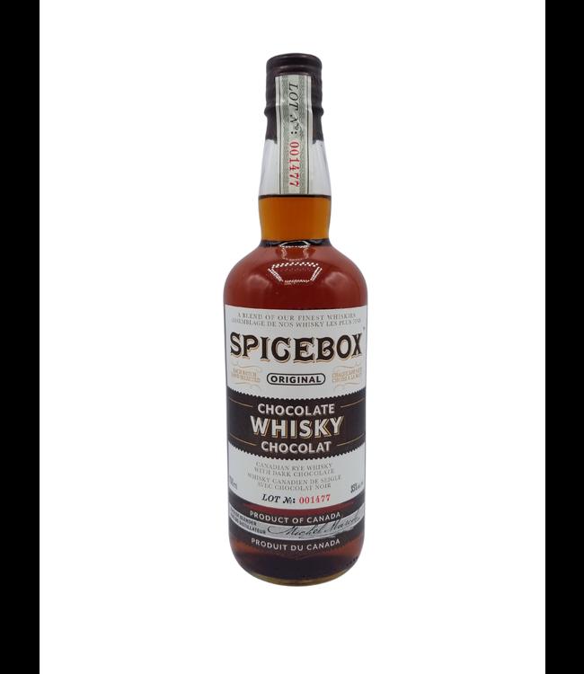 Spicebox Chocolate Canadian Spiced Whisky 750ml