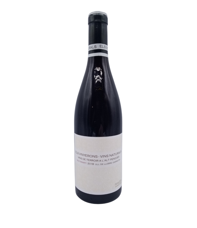 Els Vinyerons Salamarti Natural Red Wine 750ml