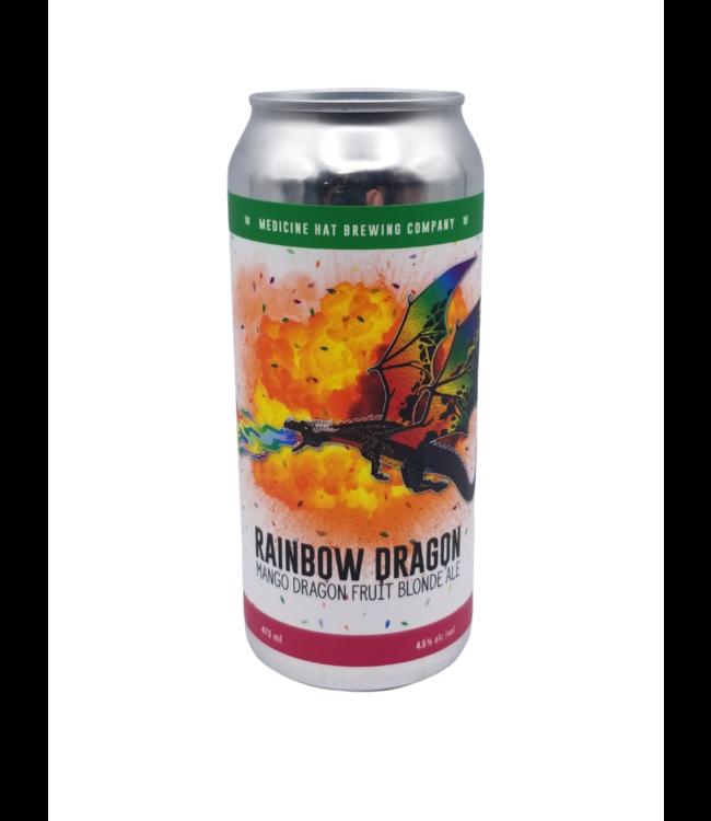 Medicine Hat Brew Co. Rainbow Dragon Fruit Blonde Ale 473ml