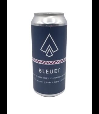 Ile Sauvage Brewing Co. Ile Sauvage Brewing Co. Bleuet Blueberry Cinnamon Vanilla Sour 473ml