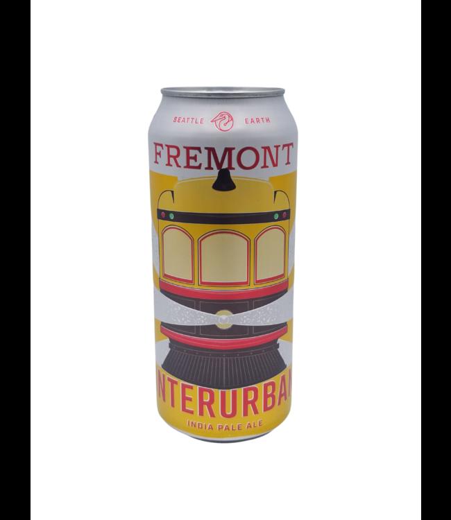 Fremont Brewing Interurban IPA 473ml