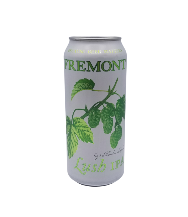 Fremont Brewing Lush IPA 473ml