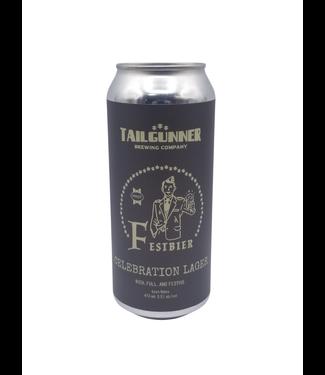 Tailgunner Brewing Tailgunner Brewing Festbier Celebration Lager 473ml