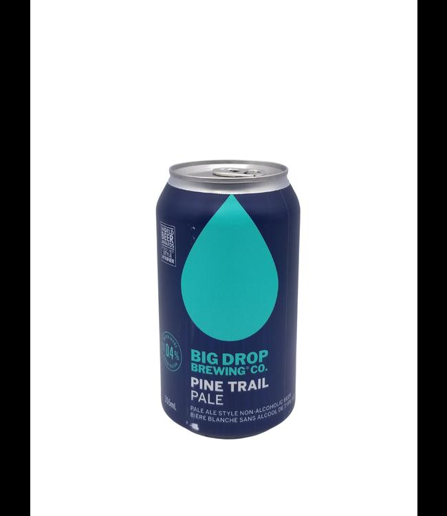 Big Drop Pine Trail Non-Alcoholic Pale Ale 355ml