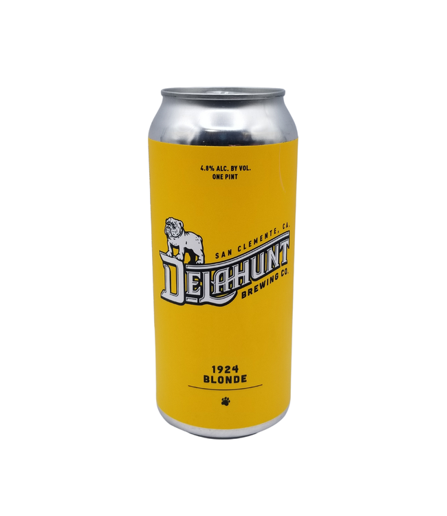 Delahunt Brewing Co. 1924 Blonde Ale 473ml