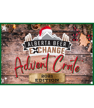 ABX Craft Beer Advent Crate 2021 Edition