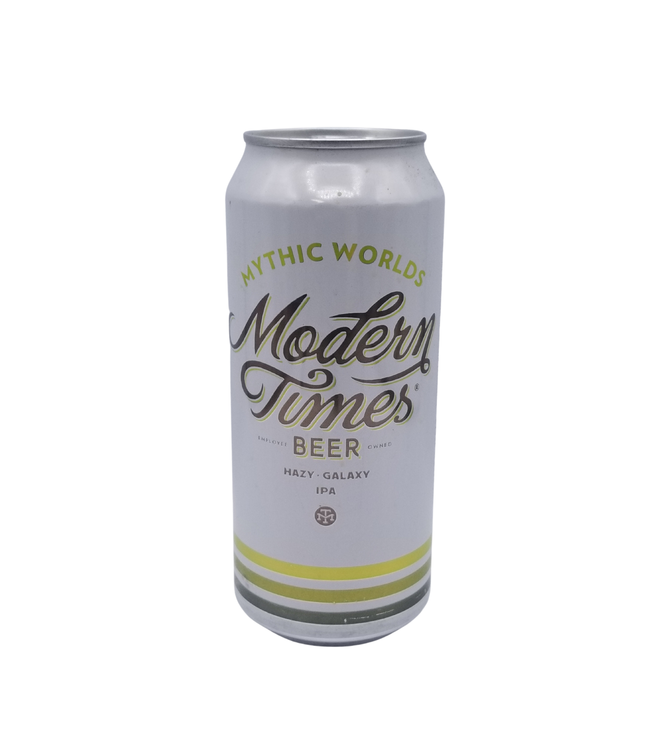 Modern Times Beer Mythic Worlds IPA 473ml