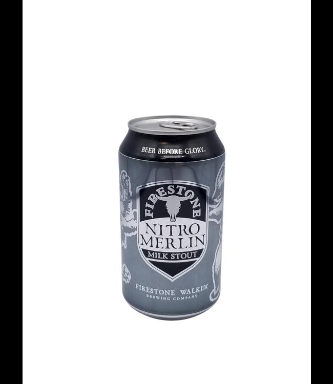 Firestone Walker Brewing Nitro Merlin Milk Stout 355ml