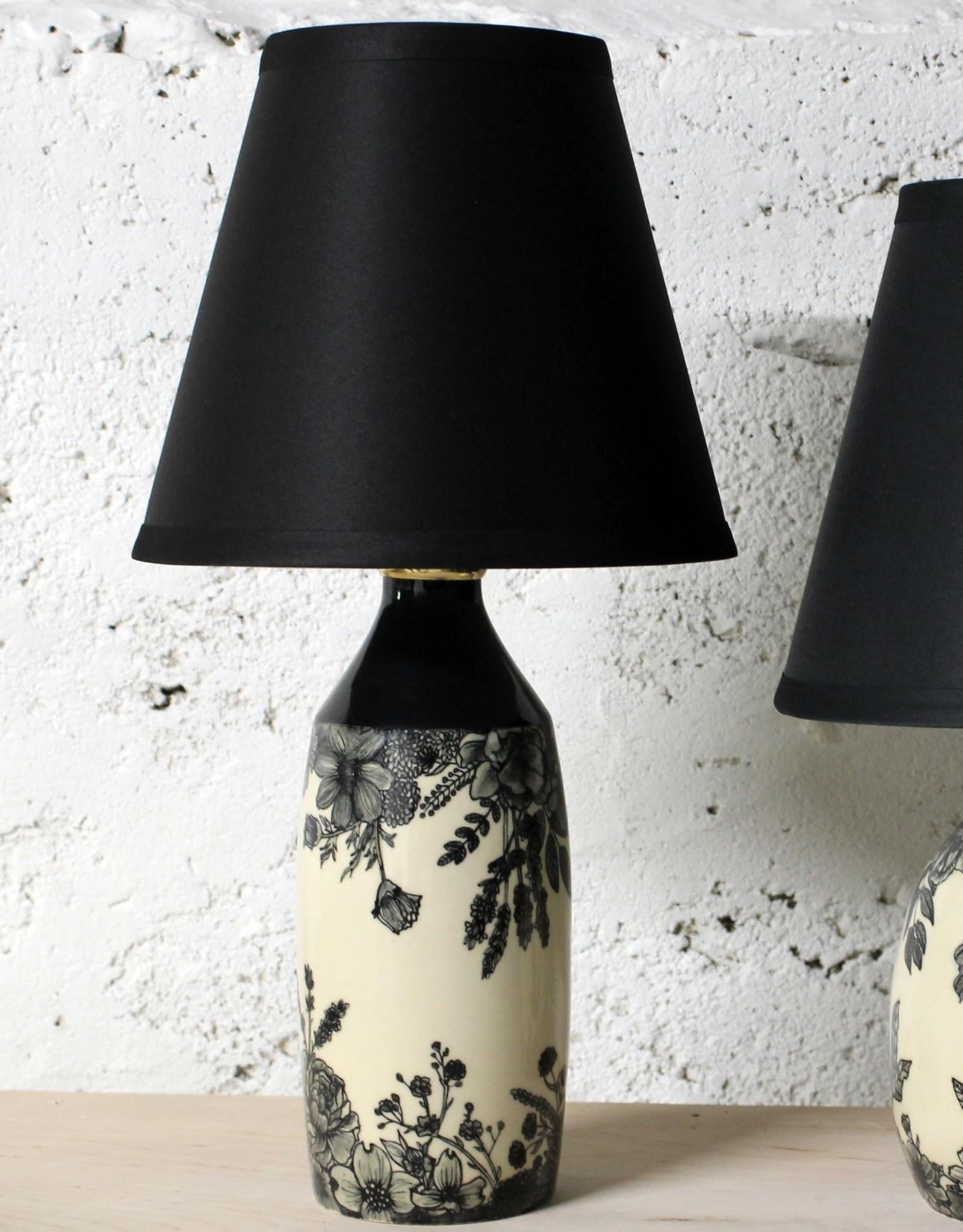 Erica Lynn Hood Erica Lynn Hood - Floral Lamp Thin
