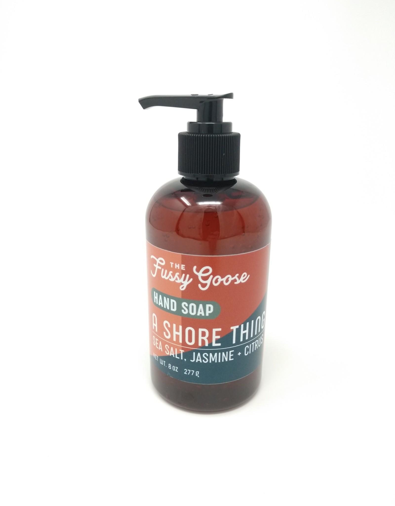 Fussy Goose Fussy Goose - A Shore Thing Liquid Soap