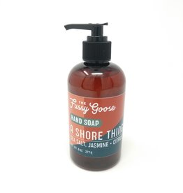 Fussy Goose Fussy Goose - A Shore Thing Liquid Soap