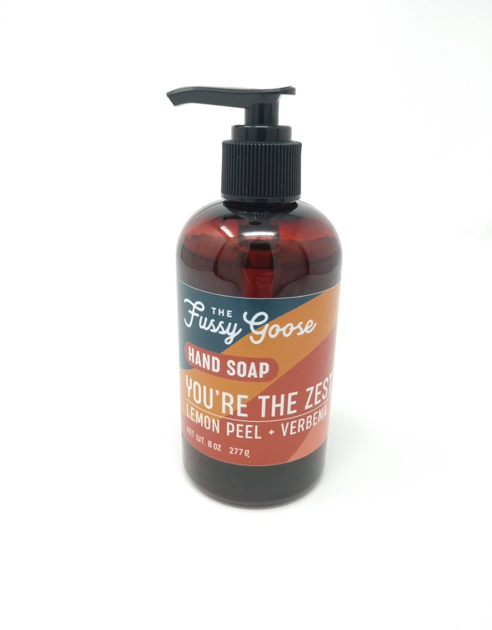 Fussy Goose Fussy Goose - You're The Zest Liquid Soap