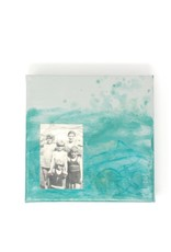 "Amy Mason Amy Mason - Beach Family Splash 6"" x 6"""