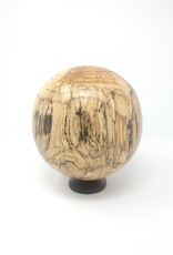 Art Jalbert Art Jalbert - Spalted Oak Hollow Ball