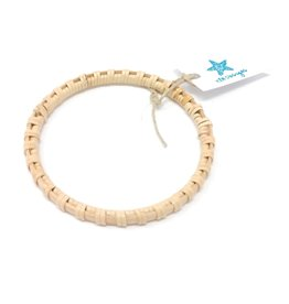 KLM Designs KLM Designs - Surfside Bangle Natural