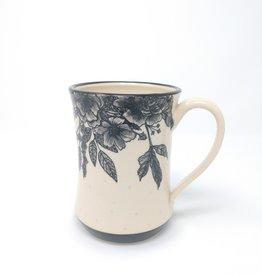 Erica Lynn Hood Erica Lynn Hood - Floral Mug #1