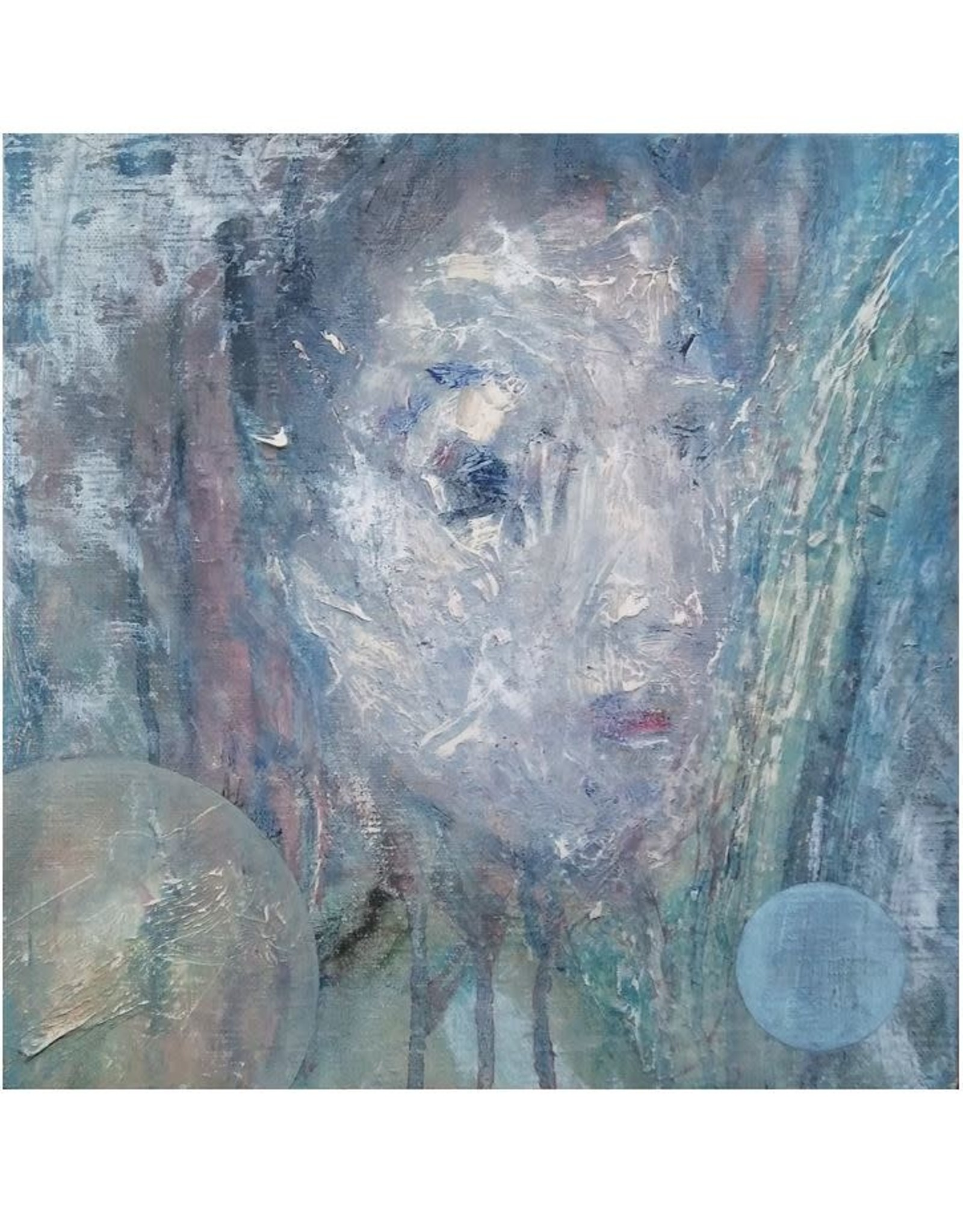 """Michael Page Michael Page - A Study in Naivety #1 10"""" x 10"""""""