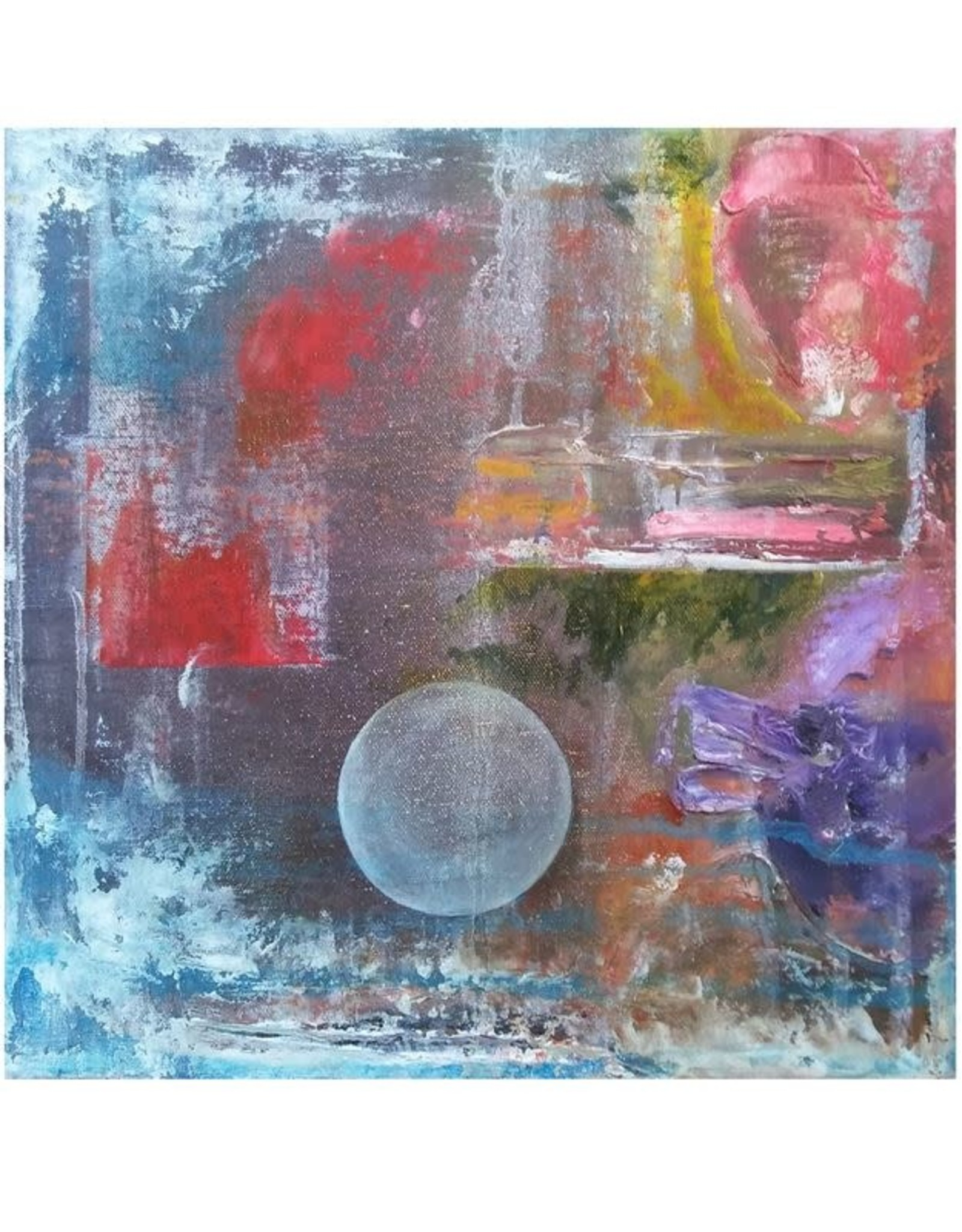 """Michael Page Michael Page - The Toy Shelf 12"""" x12"""""""