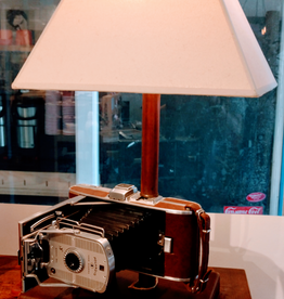 Jody Johnson Jody Johnson - 1950's Polaroid Camera Retro Lamp