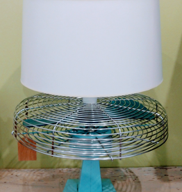 Jody Johnson Jody Johnson - 1960's Z Fan Lamp