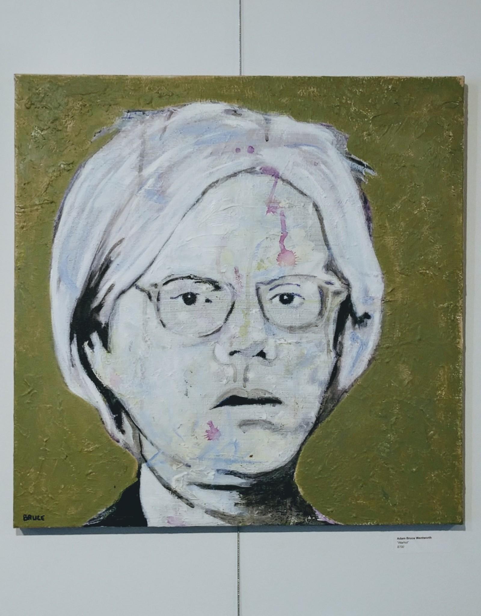 Adam Bruce Wentworth Adam Bruce Wentworth - Warhol