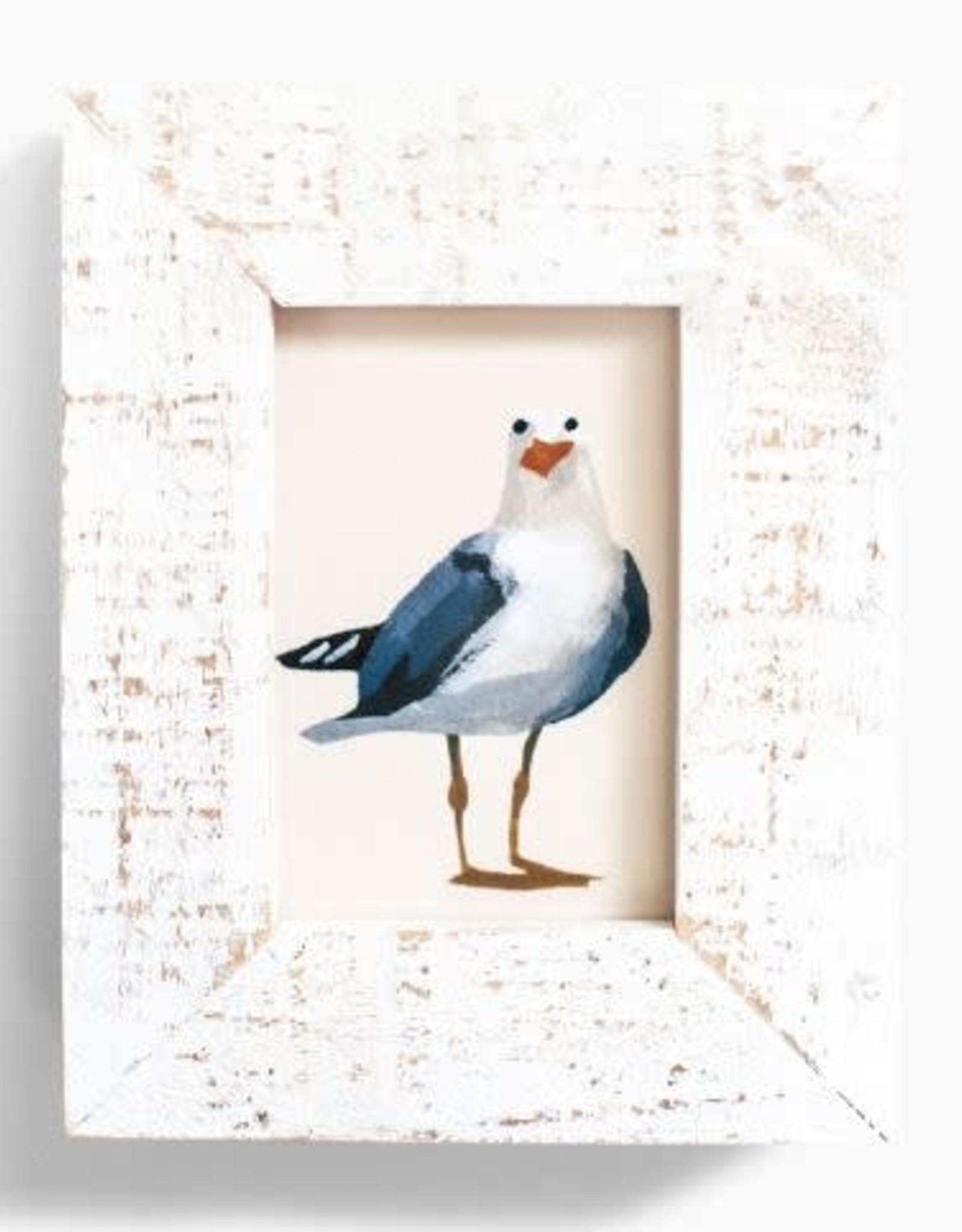 "Anne Tochka WS - Anne Tochka - Seagull No. 1 - 2""x3"""