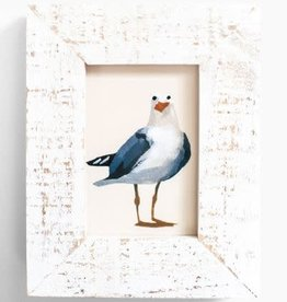 "Anne Tochka Anne Tochka - Seagull No. 1 - 2""x3"""