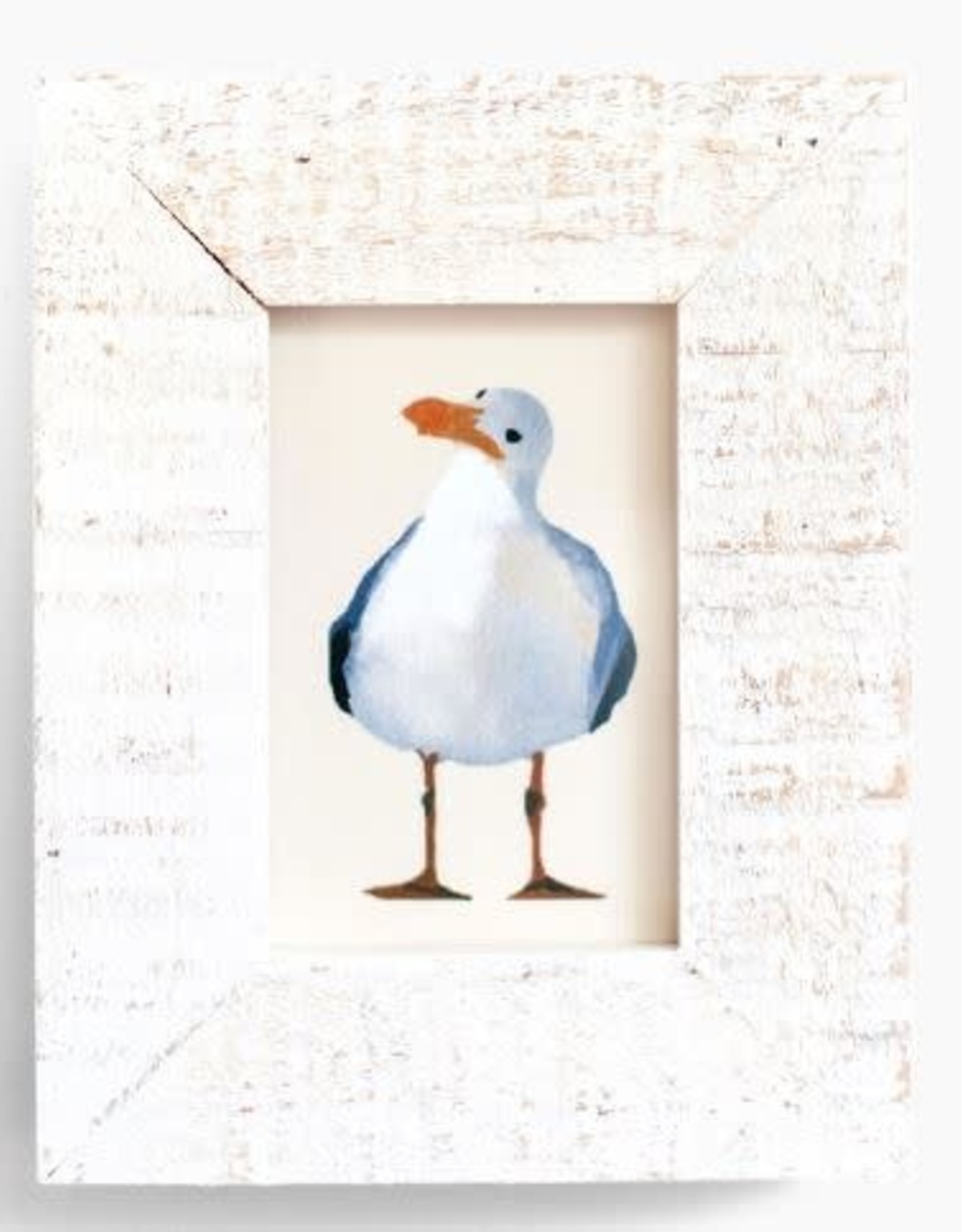 "Anne Tochka Anne Tochka - Seagull No. 2 - 2""x3"""