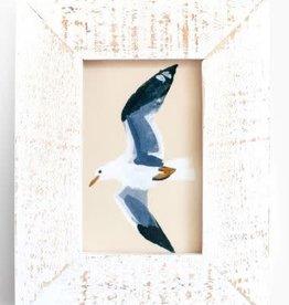 "Anne Tochka Anne Tochka - Seagull No. 3 - 2""x3"""