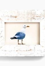 "Anne Tochka Anne Tochka - Seagull No. 4 - 2""x3"""