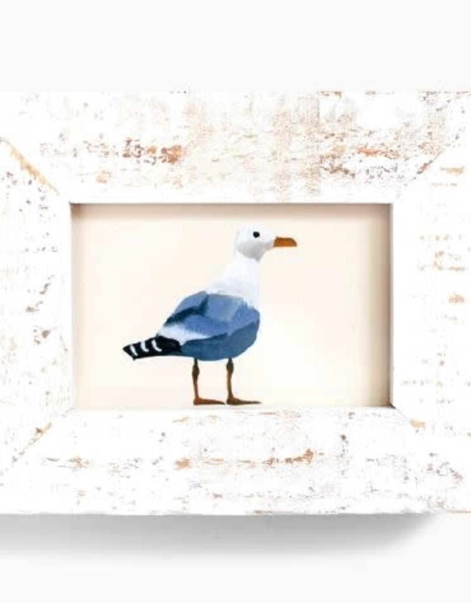 "Anne Tochka WS - Anne Tochka - Seagull No. 4 - 2""x3"""