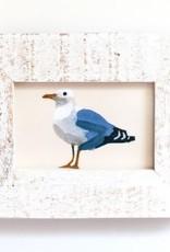 "Anne Tochka Anne Tochka - Seagull No. 5 - 2""x3"""
