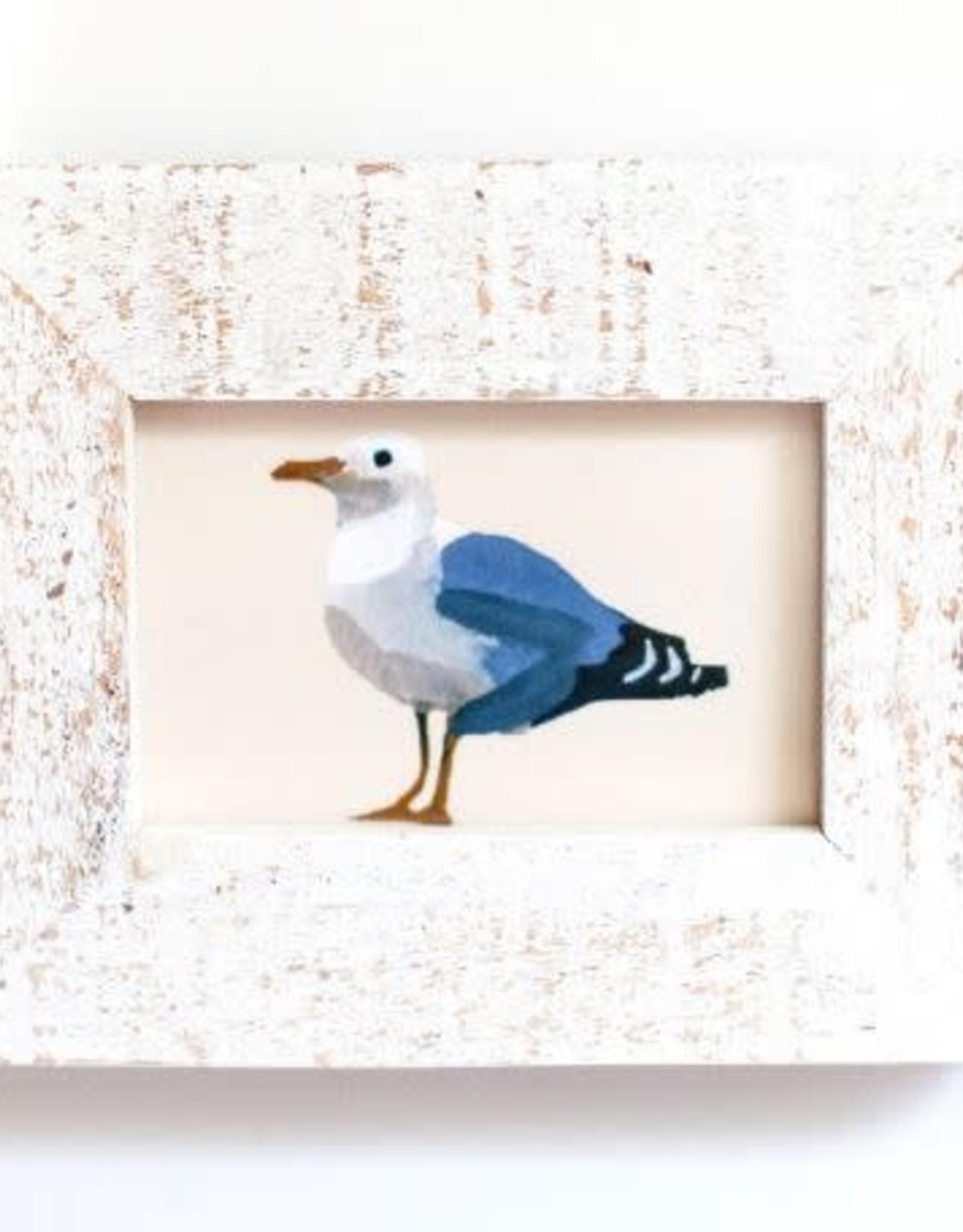 "Anne Tochka WS - Anne Tochka - Seagull No. 5 - 2""x3"""