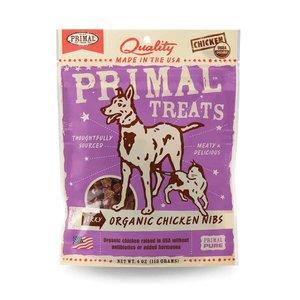 Primal Chicken Nibs 4oz