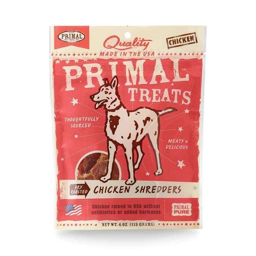 Primal Chicken Shredders 4oz