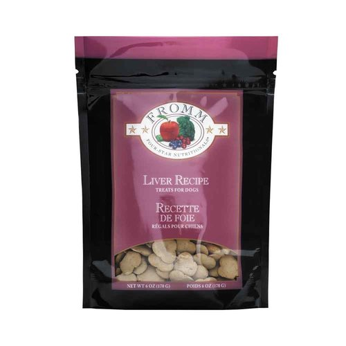 FROMM Dog Liver Treats 6oz