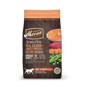Merrick Dog Salmon and Sweet Potato