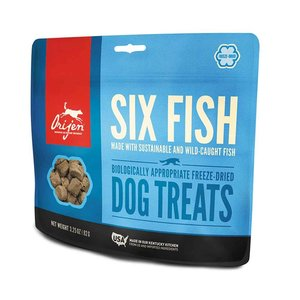 Orijen Dog Treats 6 Fish