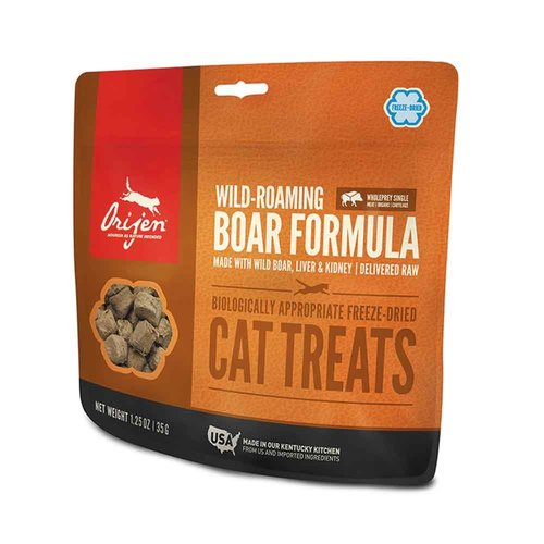 Orijen Cat Treats Wild Boar 35g
