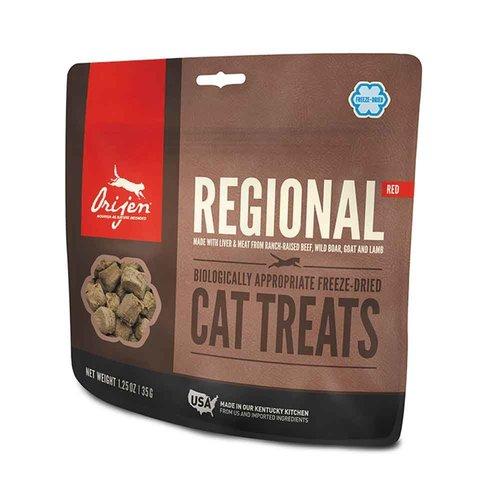 Orijen Cat Treats Regional Red 35g