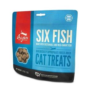 Orijen Cat Treats 6 Fish 35g