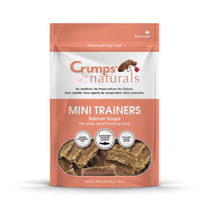 Crumps Salmon Snaps Mini