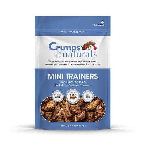 Crumps Mini Semi-moist Beef 120g